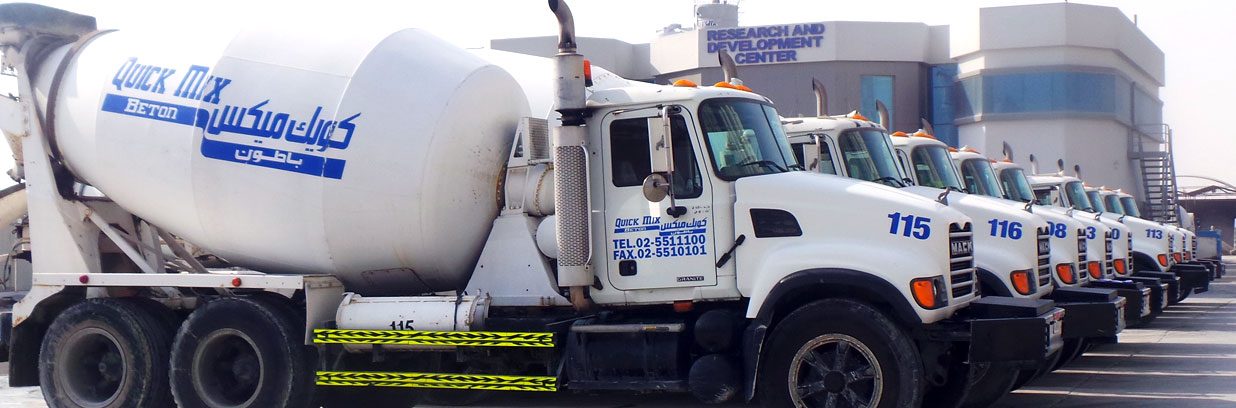 Quick Mix Beton - Ready Mix Companies in UAE | Ready mix