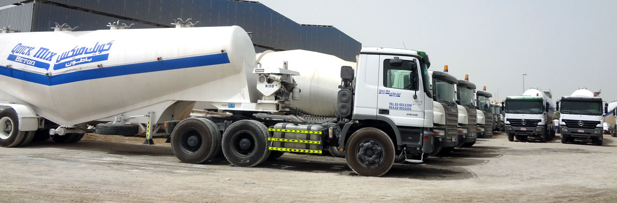 Ready Mix Companies In UAE